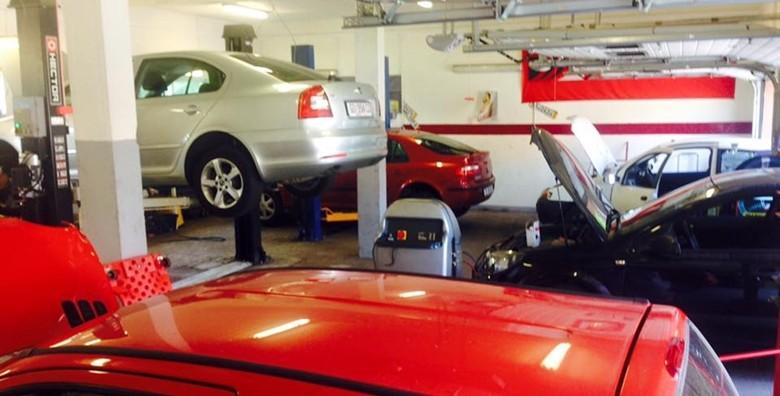 Auto klima - punjenje i kompletan servis - slika 7