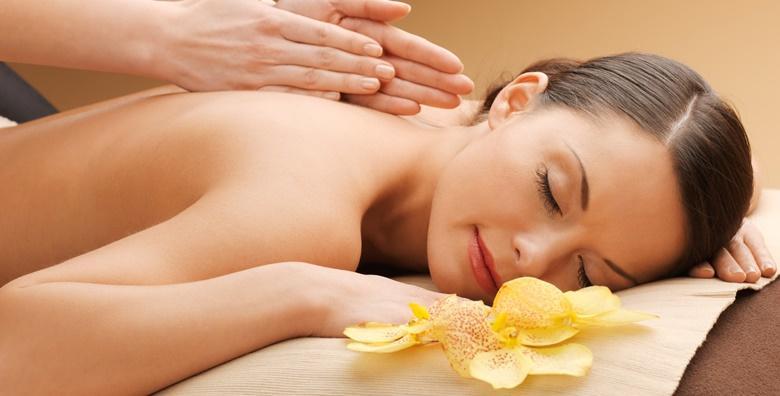 Detoksikacijska masaža, piling cijelog tijela i termo deka u Aromatea centru za 96 kn!