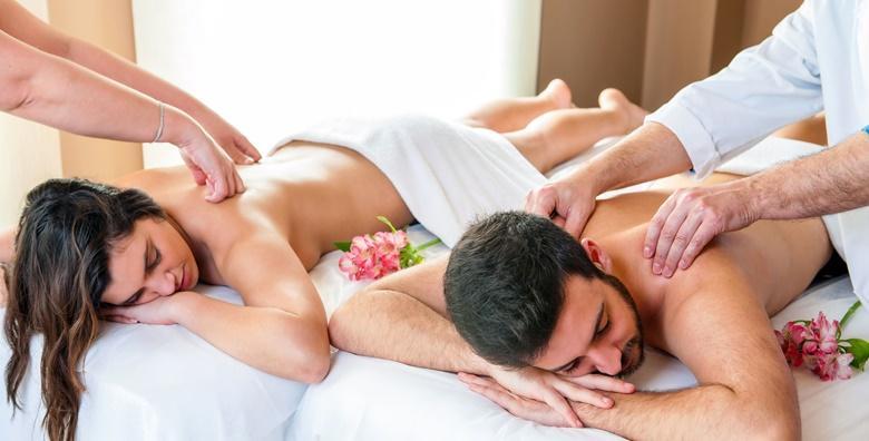 Wellness za dvoje - masaža tijela, lica i dekoltea uz aromaterapiju, detoksikaciju i regeneraciju u komori s kisikom za 290 kn!