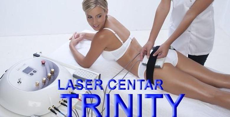 [LIPO LASER] 3 tretmana laserom niske frekvencije - klinički dokazana, patentirana metoda koja efikasno uklanja višak masnoća i celulita za 139 kn!