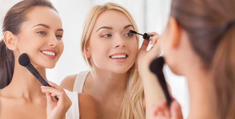 Tečaj šminkanja u trajanju 4 sata - naučite se našminkati za posebne prigode uz vodstvo profesionalne vizažistice za 199 kn!