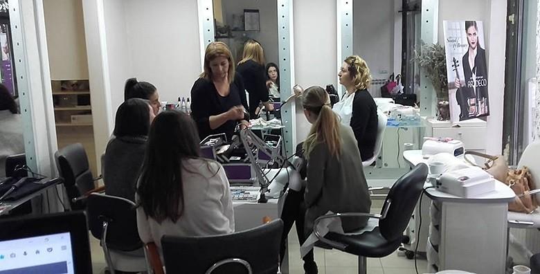 Tečaj šminkanja Artdeco kozmetikom - slika 8