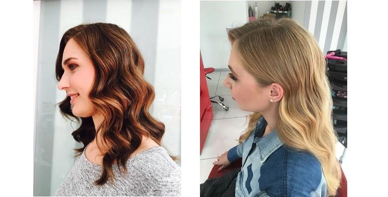 Šminkanje, svečana frizura, ugradnja trepavica
