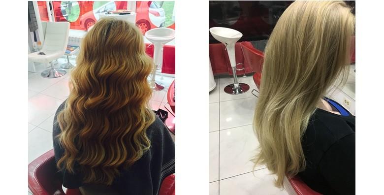 Šminkanje, svečana frizura, ugradnja trepavica - slika 5