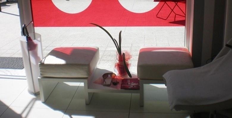 Šminkanje, svečana frizura, ugradnja trepavica - slika 8