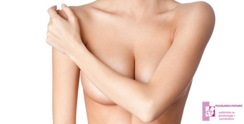 Ultrazvuk dojki i pregled u Poliklinici Pintarić