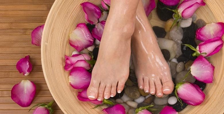 [PEDIKURA] Medicinska, estetska ili SPA njega stopala za samo 79 kn!