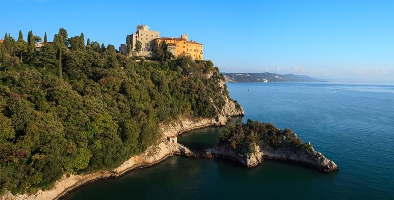 [IZLET] Dvorac Duino i Miramare uz posjet Trstu - ne propustite nevjerojatan pogled na sjevernu obalu Italije te modro zelene zaljeve za 169 kn!