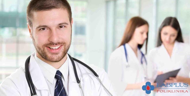 Prošireni pregled krvi i analiza urina za muškarce