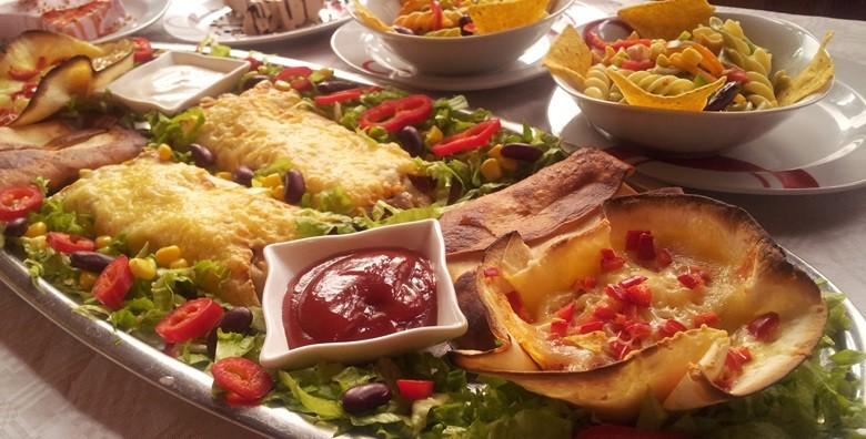 Meksička plata, salata asteca i desert semifreddo za dvoje - slika 3