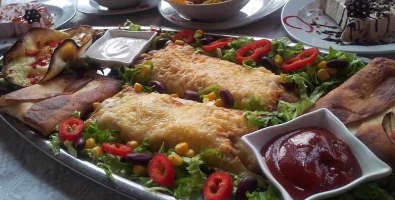 Meksička plata, salata asteca i desert semifreddo za dvoje - slika 6