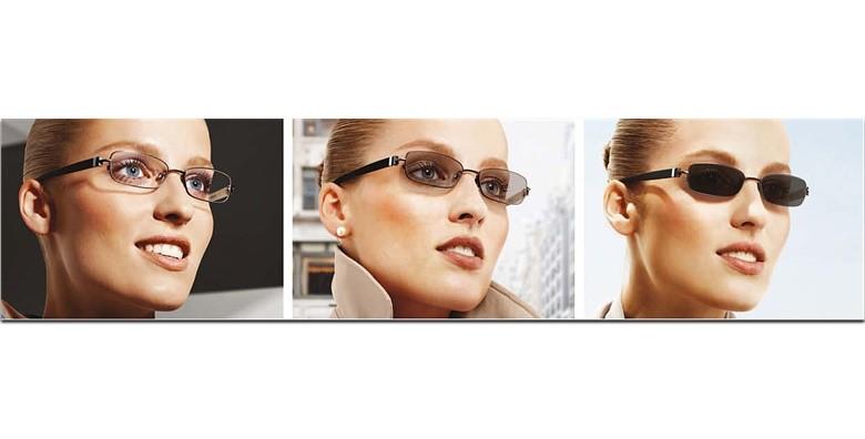 Fotoosjetljive naočalne leće s antirefleksnim slojem - slika 2