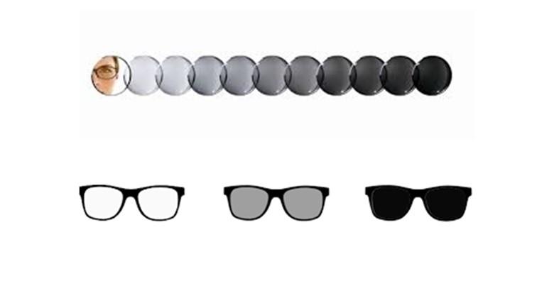 Fotoosjetljive naočalne leće s antirefleksnim slojem - slika 3