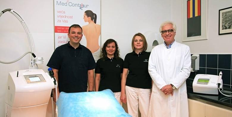 Med2Contour dualni ultrazvuk - 1 tretman - slika 2