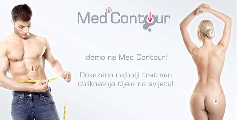 Med2Contour dualni ultrazvuk - 1 tretman - slika 3