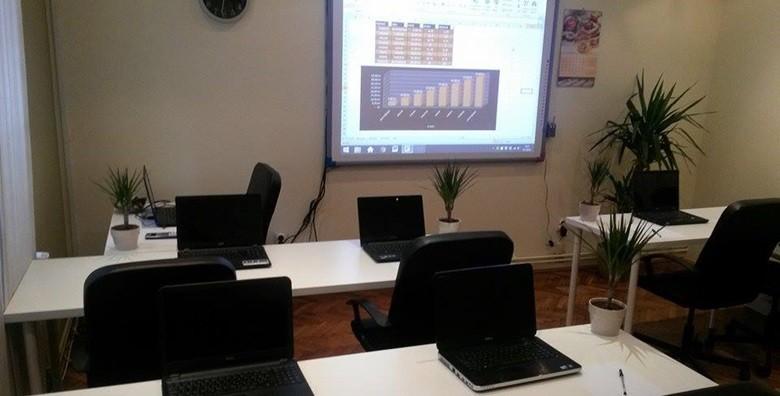 Excel - pripremni tečaj u svrhu testiranja za posao - slika 3