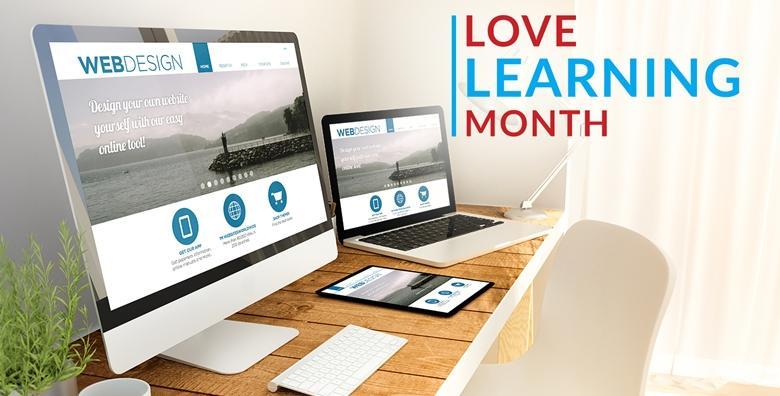 Online tečaj web dizajna - naučite osnove najpoželjnijeg zanimanja današnjice, korisna znanja za privatne ili poslovne svrhe za samo 38 kn!