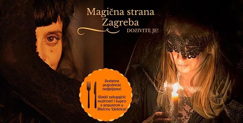 [GORNJOGRADSKE COPRNICE] Najzabavnija i najstrašnija tura Zagrebom od 69 kn!