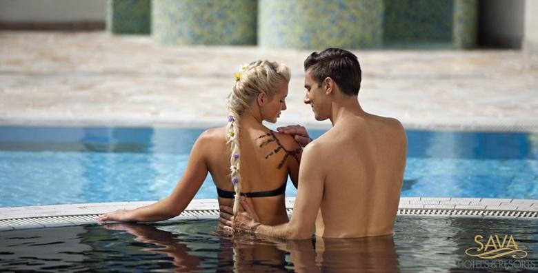 [MORAVSKE TOPLICE] Terme 3000 - 3 wellness dana s polupansionom za dvoje u Hotelu Ajda**** uz neograničeno kupanje u termama za 1.346 kn!