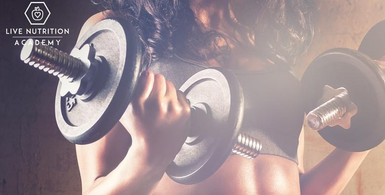 Poboljšajte svoje zdravlje, naučite osnove nutricionizma i pravilnog treniranja uz online tečaj za samo 38 kn!