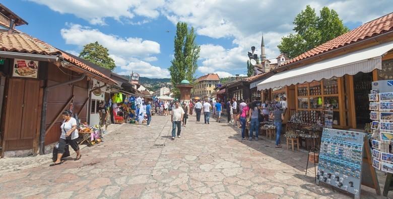 Sarajevo - 3 dana s doručkom za dvoje u Hotelu Alem - slika 11