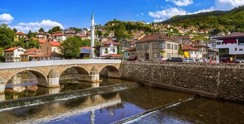 Sarajevo - 3 dana s doručkom za dvoje u Hotelu Alem - slika 14
