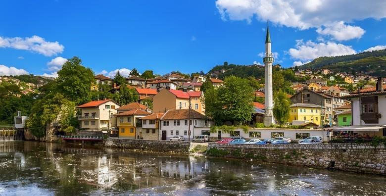 Sarajevo - 3 dana s doručkom za dvoje u Hotelu Alem - slika 15