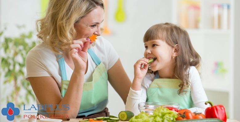 Test intolerancije na 90 namirnica uz savjetovanje s nutricionistom i individualizirani program prehrane u Poliklinici LabPlus za 970 kn!