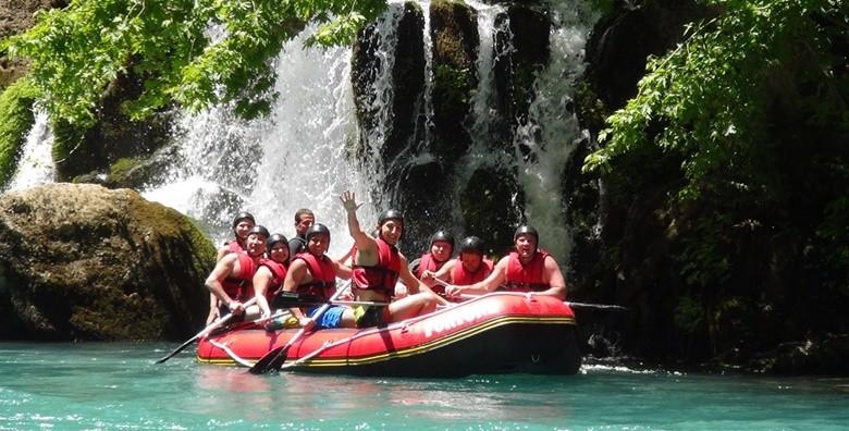 Rafting na Cetini - adrenalinska avantura - slika 2
