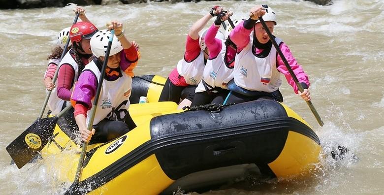 Rafting na Cetini - adrenalinska avantura - slika 3