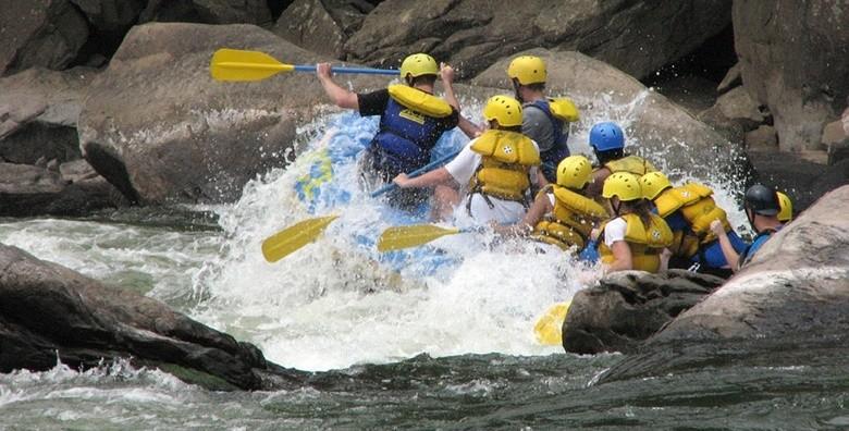 Rafting na Cetini - adrenalinska avantura - slika 4