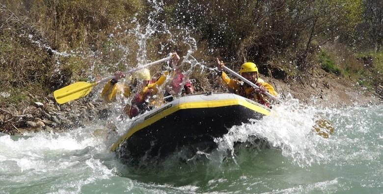 Rafting na Cetini - adrenalinska avantura - slika 5