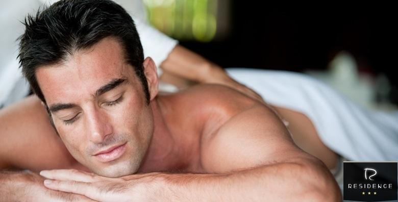 Wellness dan za muškarce - sauna, fitness, masaža