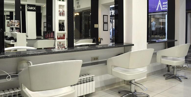 Pramenovi po izboru ili bojanje uz preljev, šišanje, frizuru - slika 2
