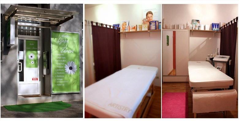 Medicinska masaža koju izvodi fizioterapeut - slika 2
