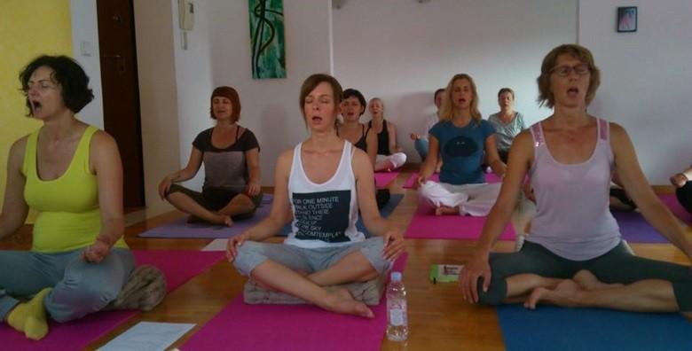 Yoga - mjesec dana vježbanja - slika 2