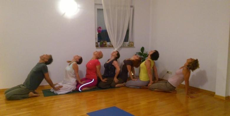 Yoga - mjesec dana vježbanja - slika 3
