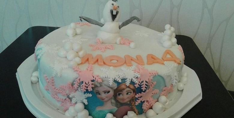 Velika torta po izboru - sacher, čokoladni ili bijeli mousse - slika 9