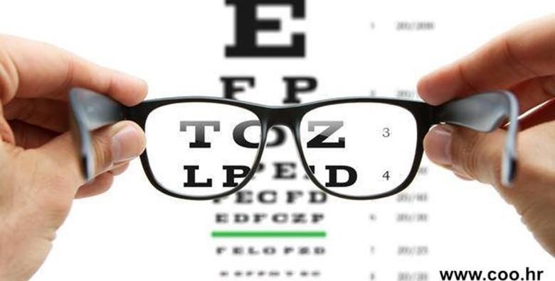 Pregled za korekcijske naočale i mjerenje očnog tlaka - slika 5