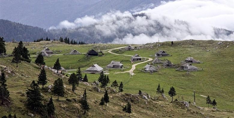 Velika planina, Slovenija - izlet s prijevozom - slika 3