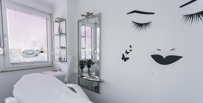 Čišćenje lica, maska od zlata ili magarećeg mlijeka, masaža - slika 9