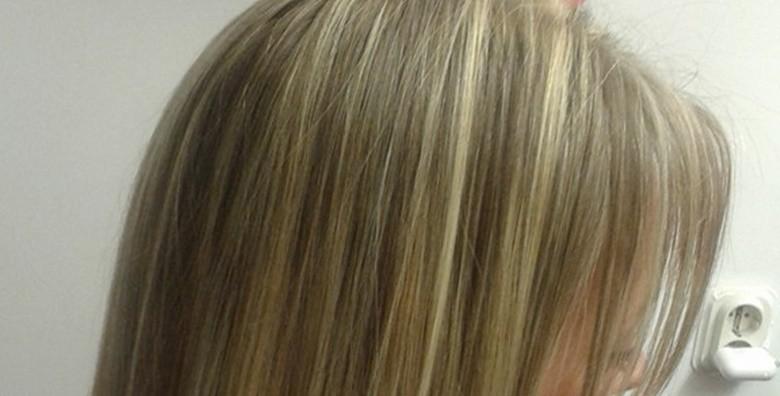 Pramenovi, preljev, šišanje,frizura, maska i masaža vlasišta - slika 5