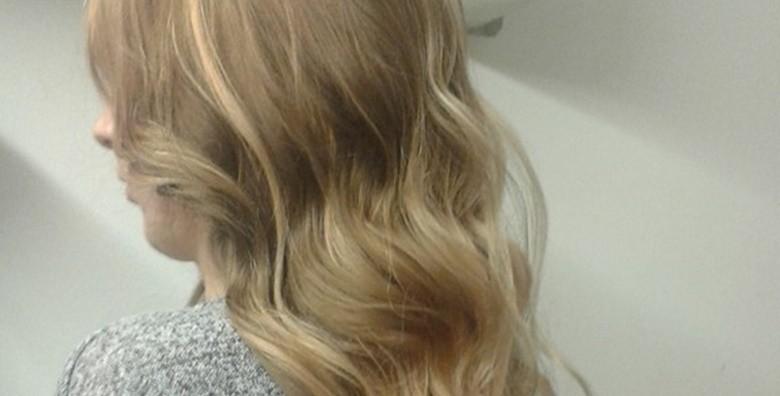 Pramenovi, preljev, šišanje,frizura, maska i masaža vlasišta - slika 6