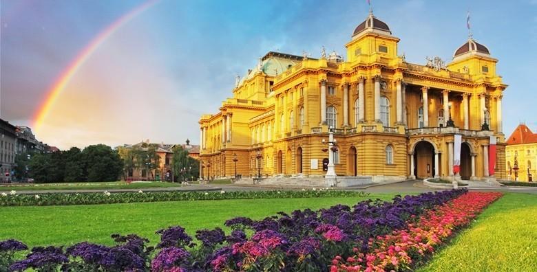 Zagreb - 2 dana za 2 ili 4 osobe