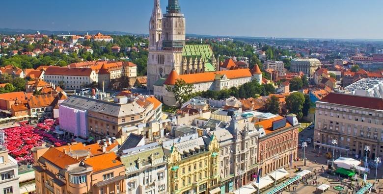 Zagreb - 2 dana za 2 ili 4 osobe - slika 15