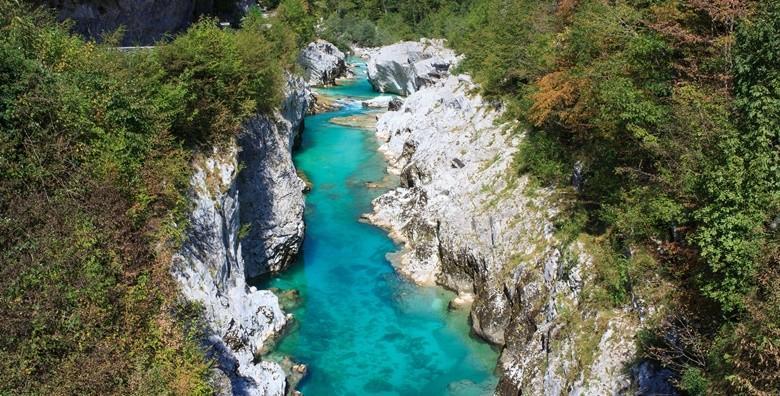 Dolina Soče, Kranjska gora - izlet s prijevozom