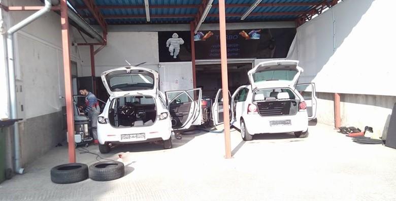 Vanjsko pranje vozila uz premaz voskom - slika 4