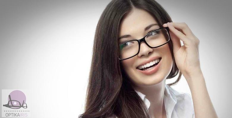 Kompletne naočale i specijalistička kontrola vida