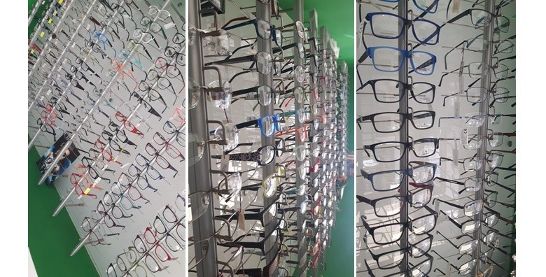 Kompletne naočale i specijalistička kontrola vida - slika 2