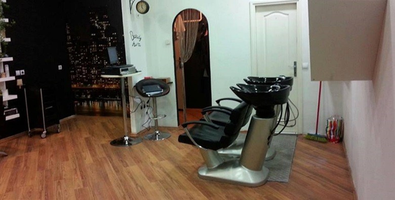Pramenovi ili bojanje, masaža vlasišta, frizura i njega kose - slika 6